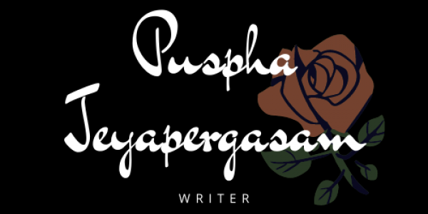 Miss Pushpa writes…